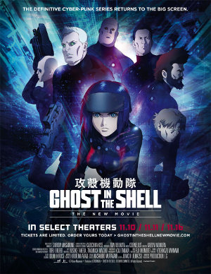 [Review] Ghost in the Shell: The New Movie
