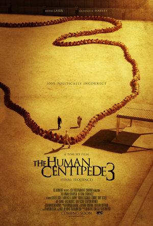 [DVD] The Human Centipede III // nun auf deutsch erhältlich