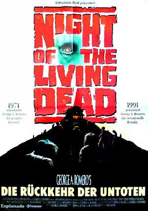 """Tom Savinis """"Night of the Living Dead"""" ist nicht mehr beschlagnahmt"""