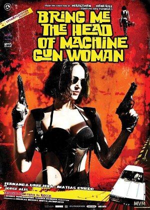 [Review] Bring me the Head of the Machine Gun Women