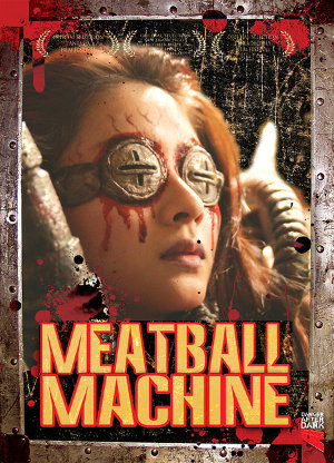 [Review] Meatball Machine (2005)
