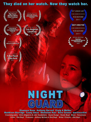 [Review] Night Guard (Kurzfilm) [Obscura #3]