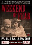 Weekend of Fear 2018 // 11.05. bis 12.05.