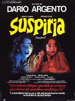 [Review] Suspiria
