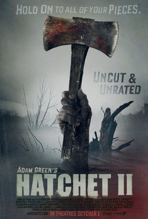 [Review] Hatchet 2