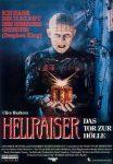 [Kino] Hellraiser // Teil 1, 2 und 3 dieses Jahr wieder in den Lichtspielhäusern