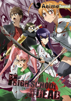 [Review] Highschool of the Dead