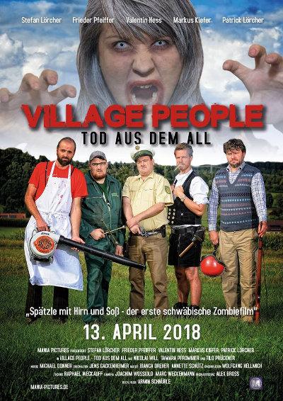 [Review] Village People - Tod aus dem All (Effekte von Ittenbach)