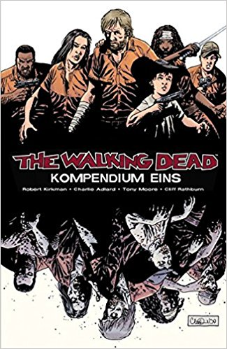 [Comic] The Walking Dead (Kompendium 1)