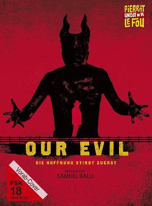 [DVD/BD] Our Evil // bald erhältlich
