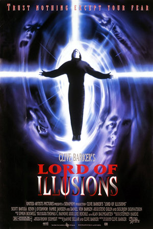 [BD] Lord of Illusions // Clive Barkers Film im DC auf BD