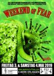 [Festival] Weekend of Fear 2019