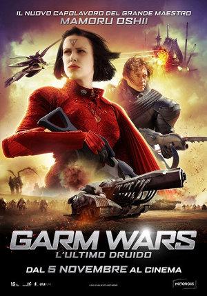 [Review] Garm Wars - Der letzte Druide