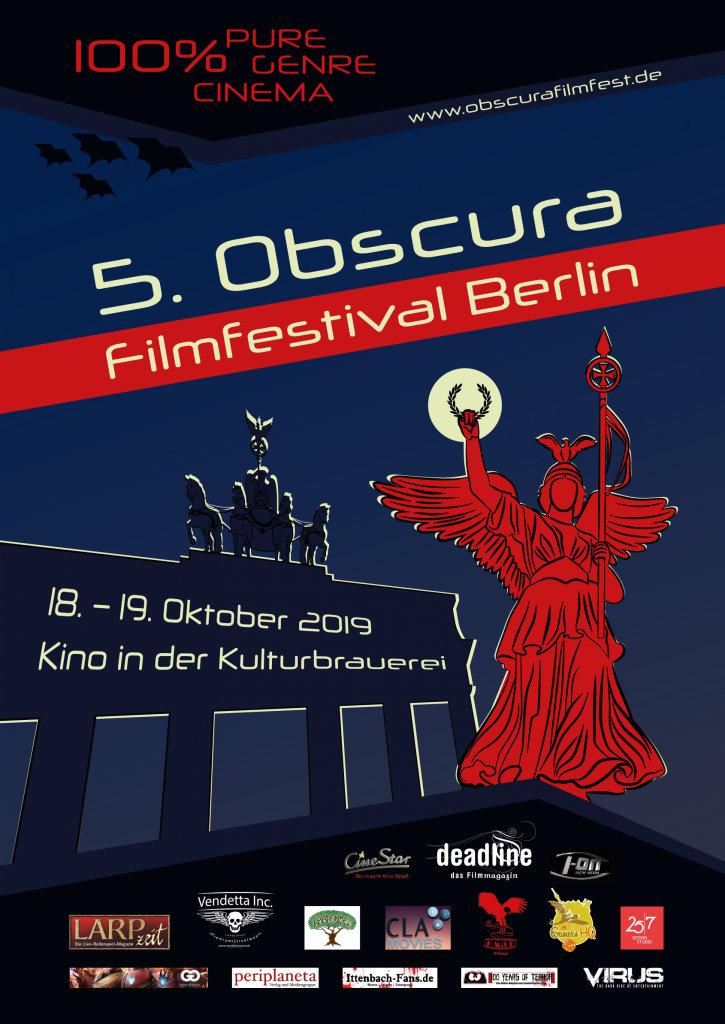 Obscura Filmfestival Berlin #5 // 18. + 19.10.2019