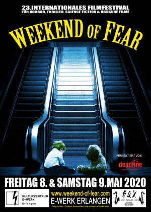 Weekend of Fear 2020 // 8.+9. Mai