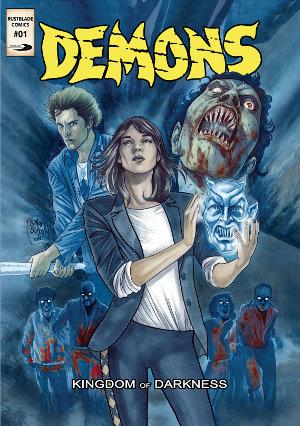 [Comic] Demons - Kingdom of Darkness