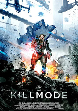 [Review] Kill Mode [Obscura #6]