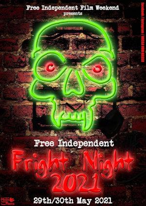 [Festival] Free Independent Fright Night 2021 // 29. und 30.05.