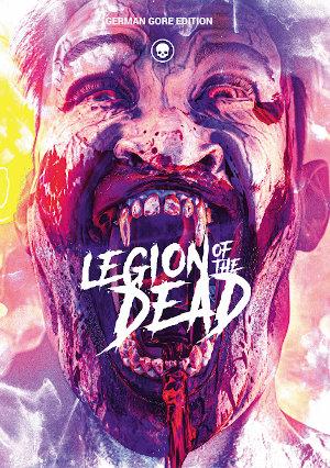 [BD/DVD] Legion of the Dead // erstmals HD + Uncut im Mediabook