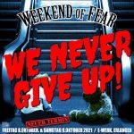[Festival] Weekend of Fear 2021 // 8. + 9. Oktober