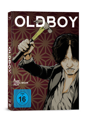 [DVD/BR] Oldboy in neuen Sammlereditionen // ab 25.08.2017