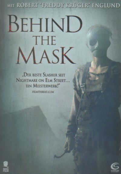 [Review] Behind the Mask