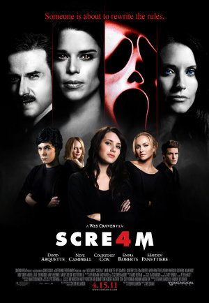 [Review] Scream 4