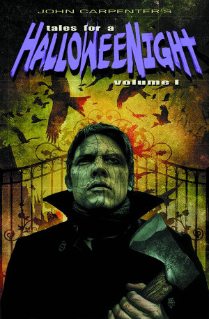 [Comic/TV] John Carpenter's Tales for a HalloweeNight