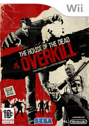[Game] The House of the Dead: Overkill