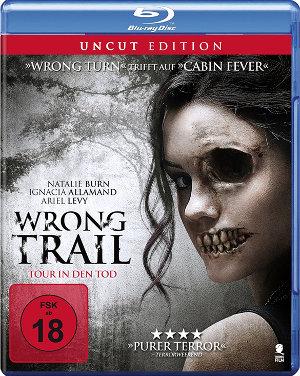 [DVD/BR] Wrong Trail // bereits erhältlich