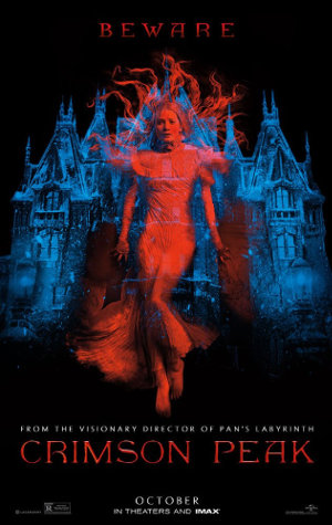 [Review] Crimson Peak