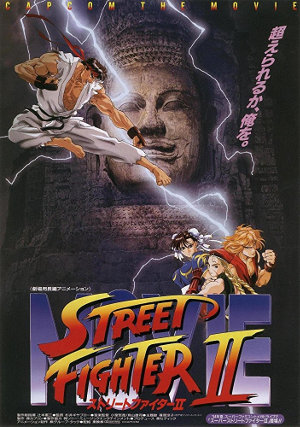 [Review] Street Fighter 2 - The Animated Movie