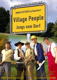 [Review] Village People - Jungs vom Dorf (Mania Pictures)