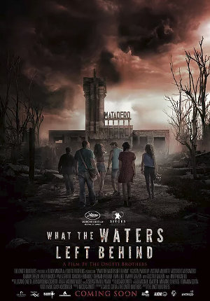 [Review] What the Waters Left Behind [Obscura #3]