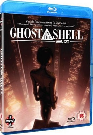 [Review] Ghost in the Shell 2.0