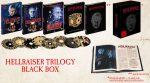 [DVD/BR] Hellraiser Trilogy Black Box // ab 18.12.2017