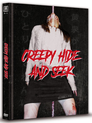 [DVD] Creepy Hide and Seek // von den Guinea Pig Machern