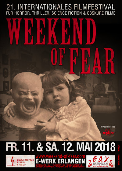 [Festivalbericht] Weekend of Fear 2018