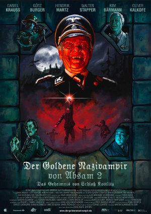 [Review] Der Goldene Nazivampir von Absam 2 - Das Geheimnis von Schloß Kottlitz