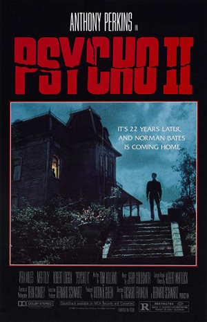 [Review] Psycho II