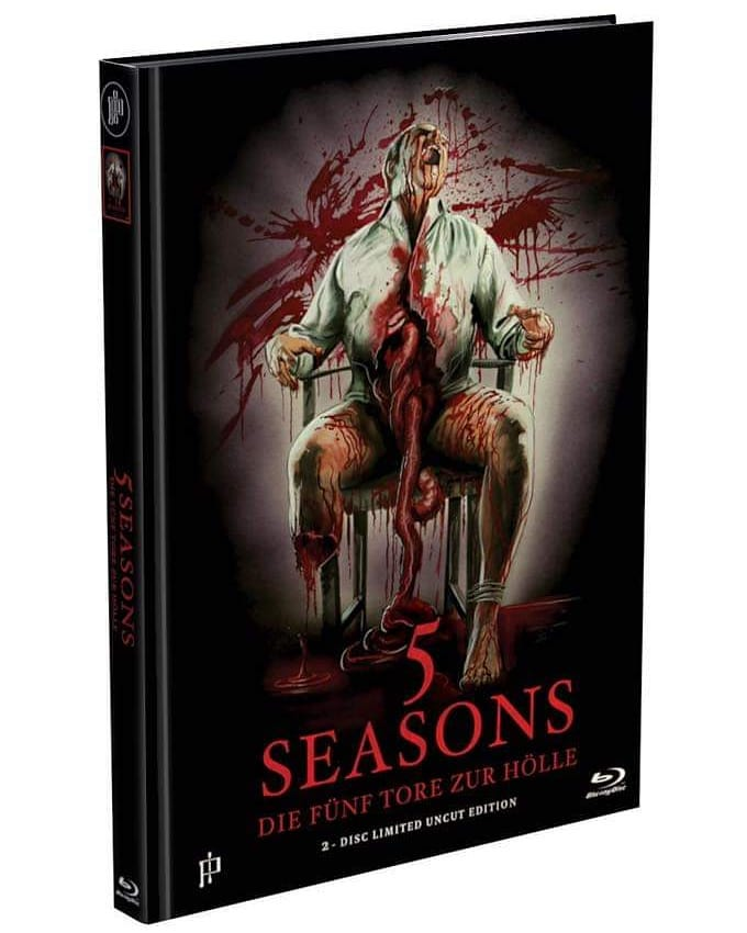 [BD] 5 Seasons // neues Mediabook