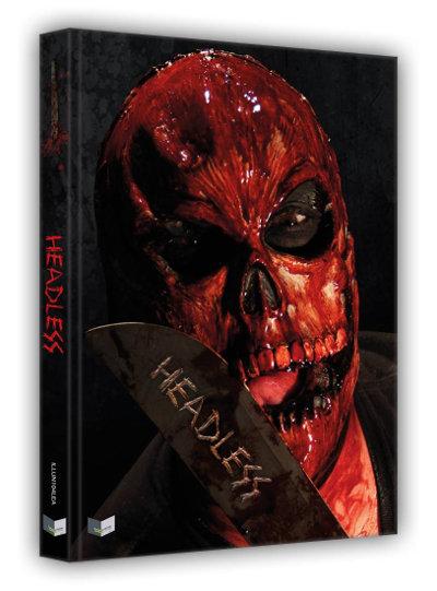 [DVD/BD] Headless erscheint im Mediabook