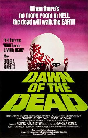 Zombie - Dawn of the Dead // Romeros Original ist nicht mehr beschlagnahmt
