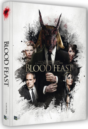 [DVD/BD] Blood Feast (Marcel Walz) // Unrated im Mediabook