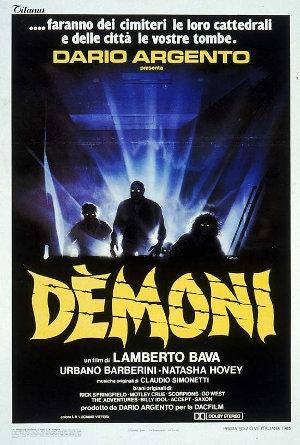[Review] Dèmoni (1985)