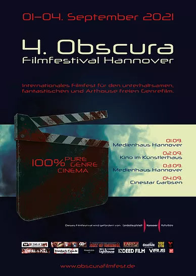 [Festival] Obscura Hannover #4 // 1. – 04.09.2021